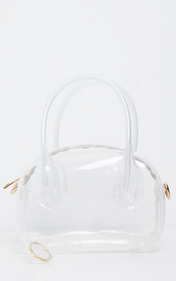 Clear Plastic Grab Bag 3