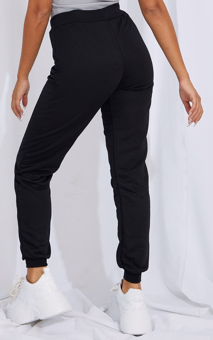 Petite Black Ultimate Sweat Joggers 2