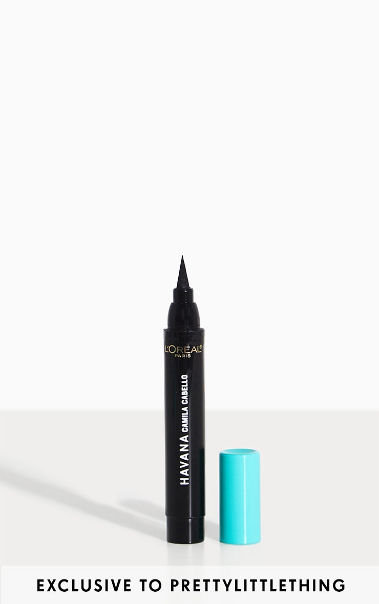 L'Oréal Paris X Camila Cabello Flash Eyeliner Black