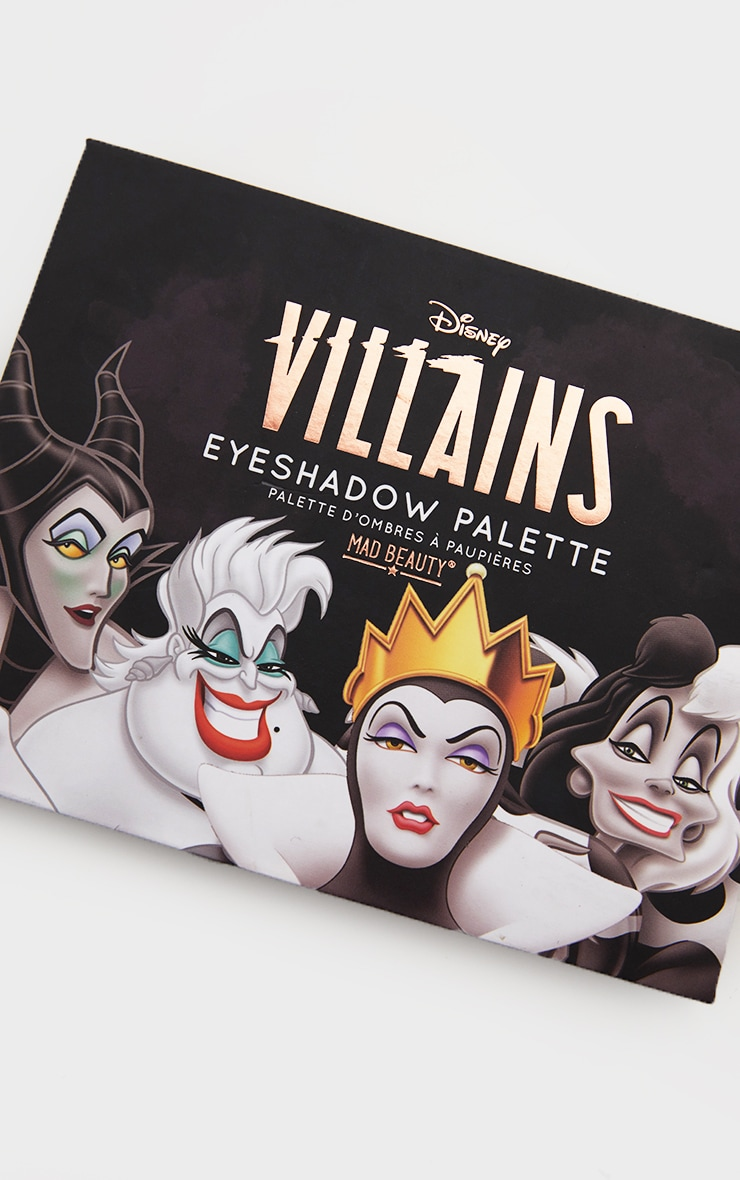 Disney Villains Eye Shadow Palette 4