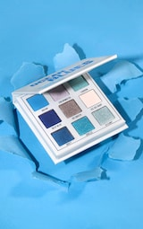 Makeup Obsession Ocean Blues Shadow Palette 1