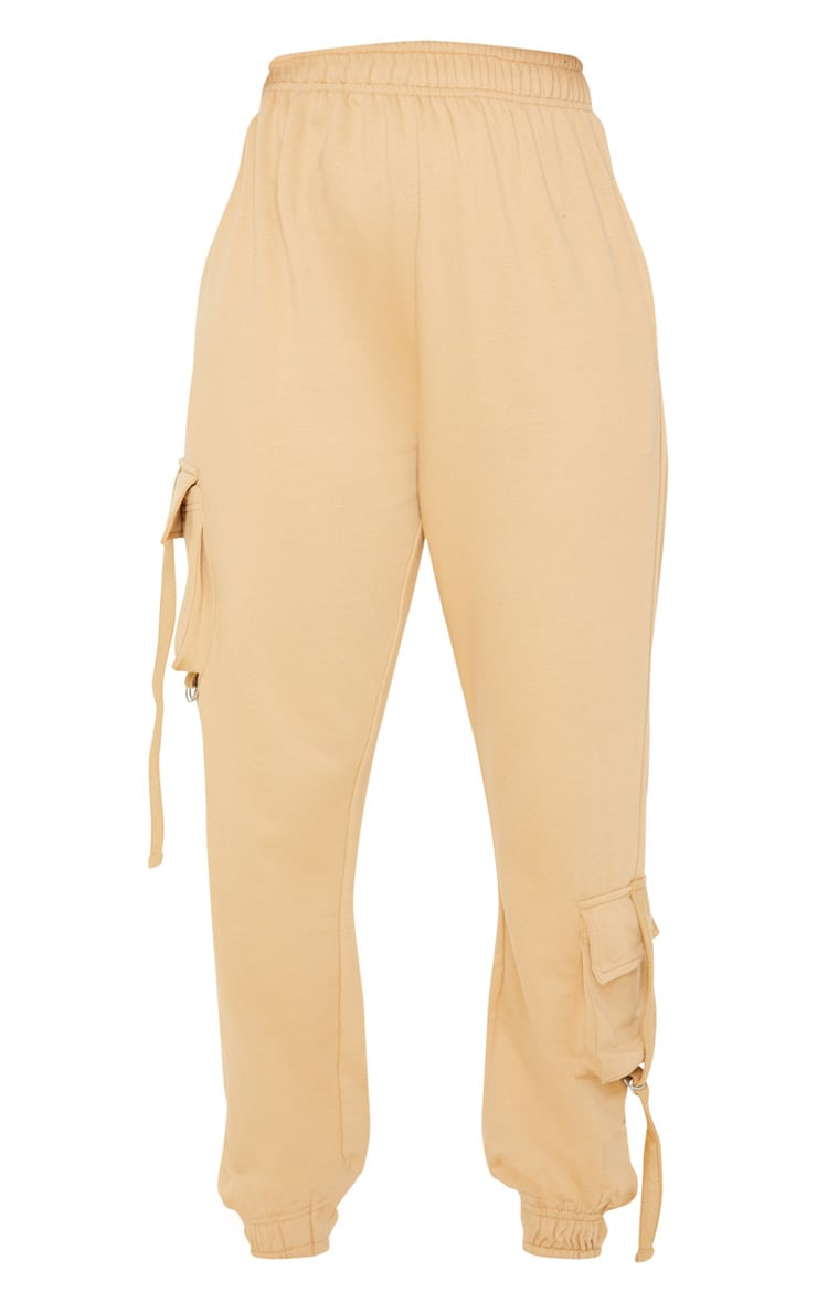 Biscuit Cargo Detail Casual Joggers 3