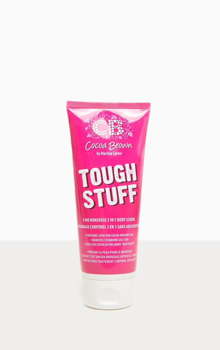 Cocoa Brown Tough Stuff 3 in 1 Scrub 2