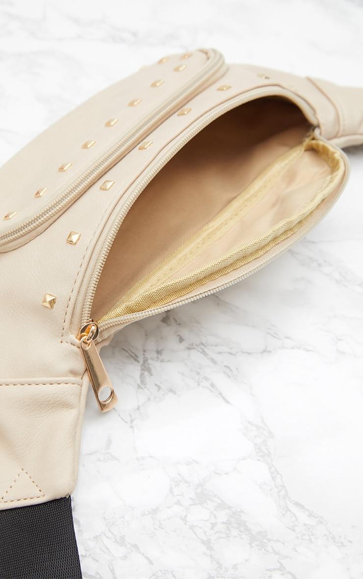 Nude Stud Bum Bag 5
