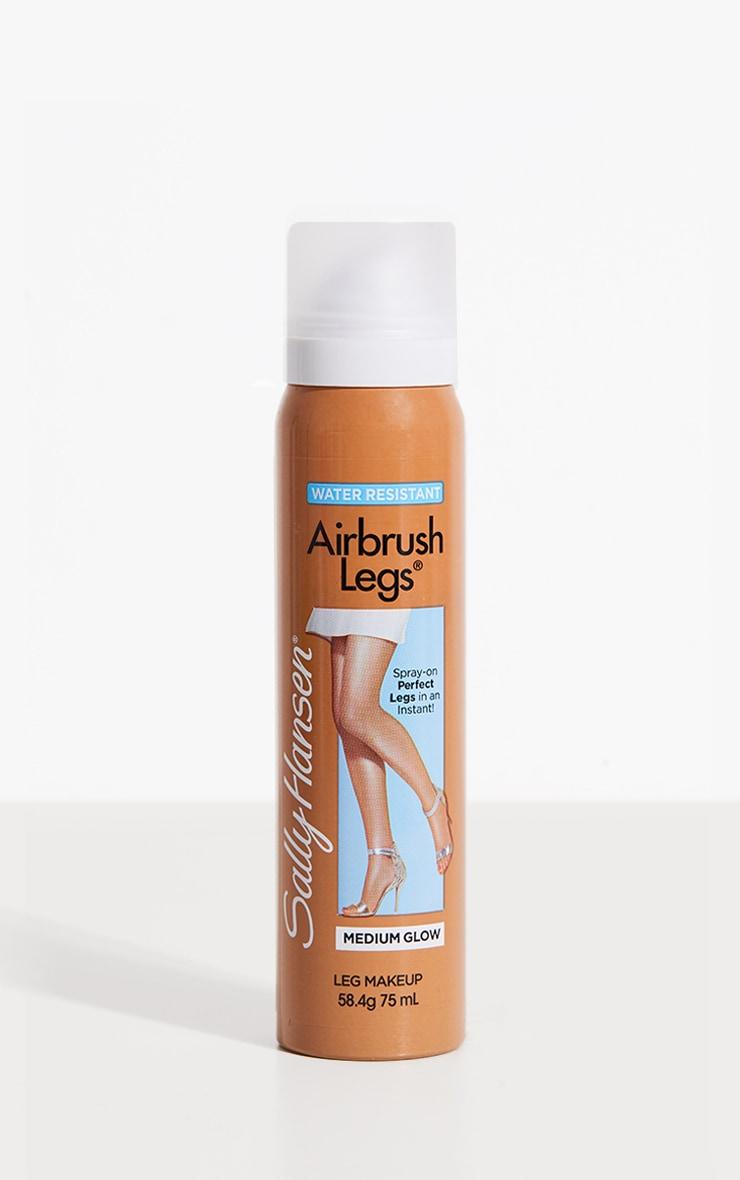 Sally Hansen Airbrush Legs Spray Medium Glow 1