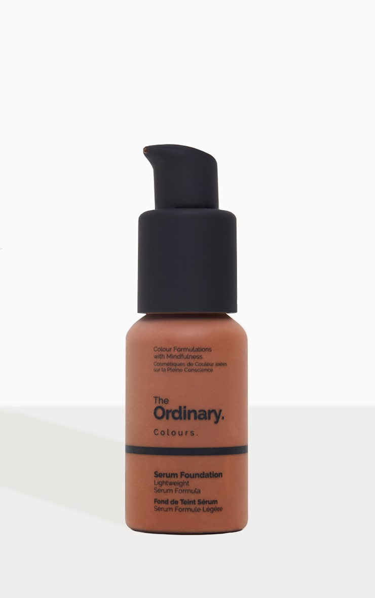 The Ordinary Serum Foundation 3.2R Deep 1