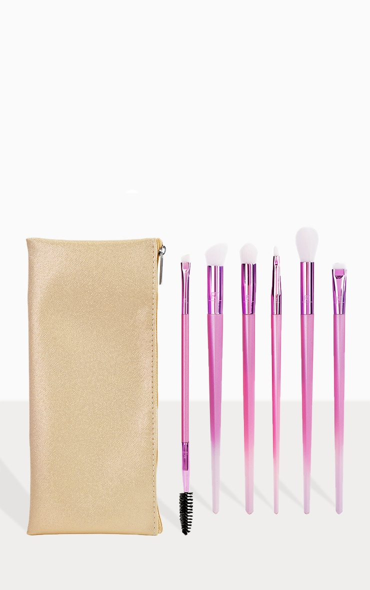 Real Techniques Limited Edition Cashmere Dreams Eye Fantasy Brush Set 3