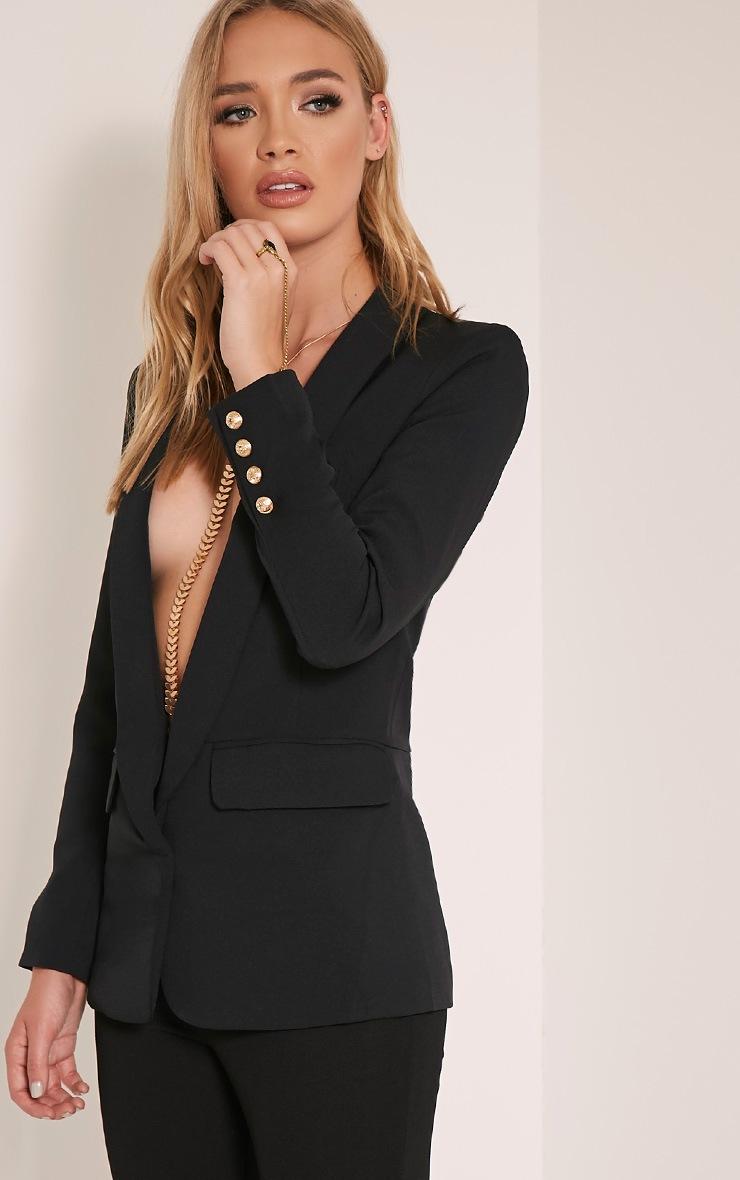 Albia Black Blazer 4
