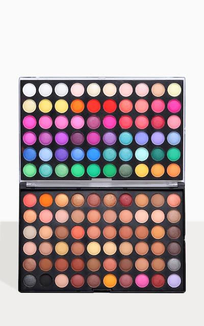 120 Shade Eyeshadow Palette Fusion