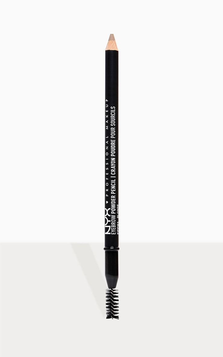 NYX Professional Makeup Eyebrow Powder Pencil Blonde 1