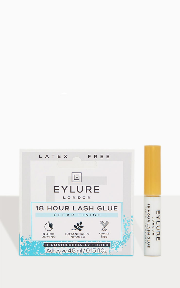 Eylure 18hr Lash Glue Clear Latex Free 1