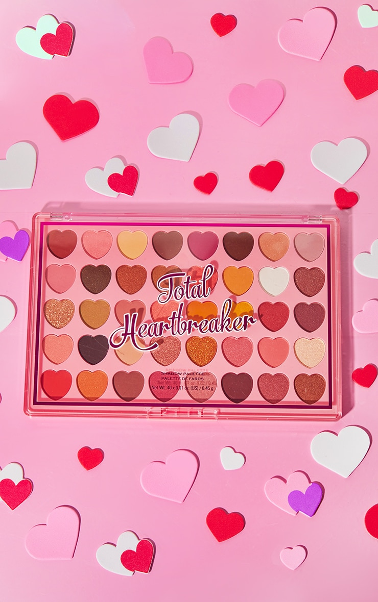 I Heart Revolution Total Heartbreaker Palette 1