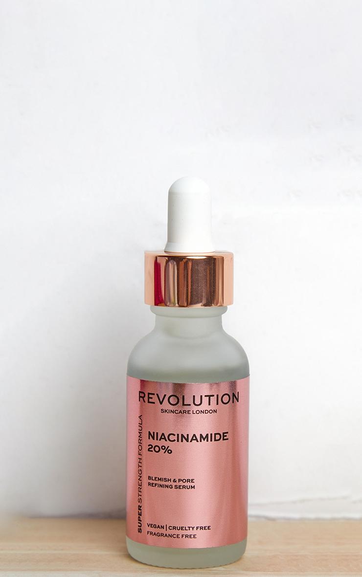 Revolution Skincare 20% Niacinamide Blemish and Pore Refining Serum 1