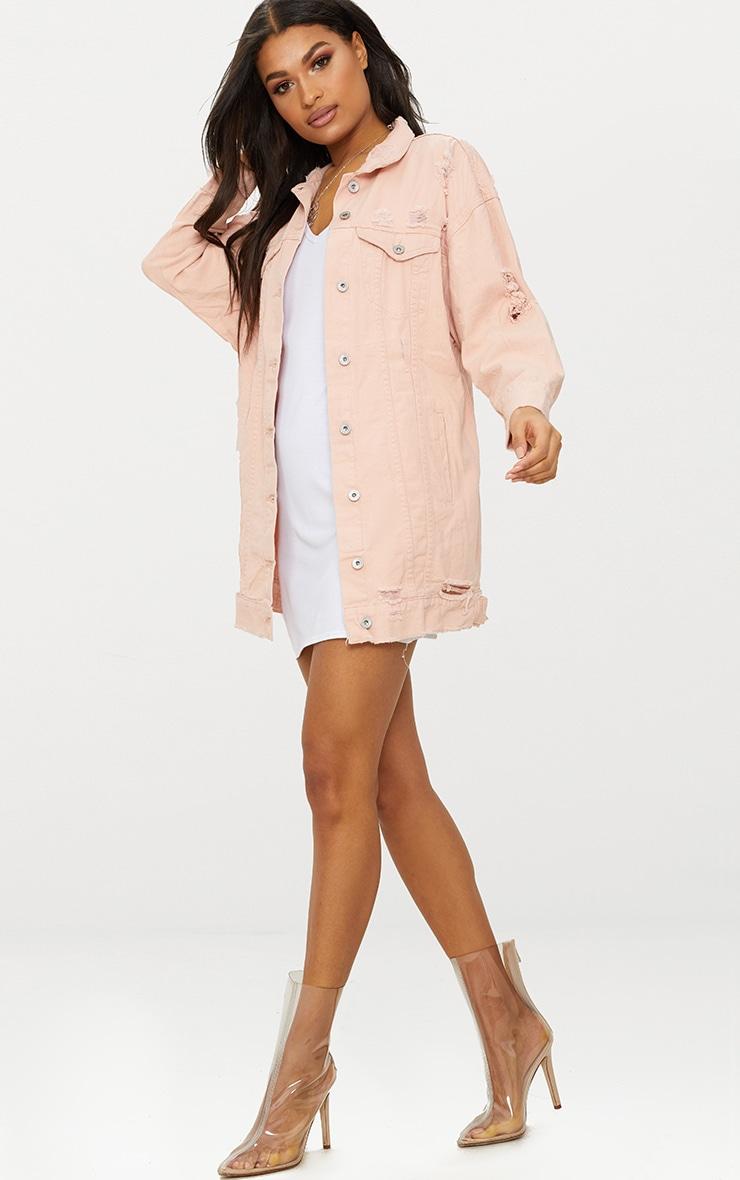 Pink  Glory Jacket 3