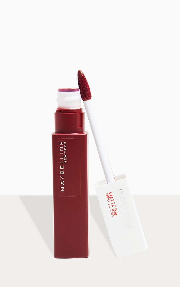 Maybelline SuperStay Matte Ink Lipstick 50 Voyager