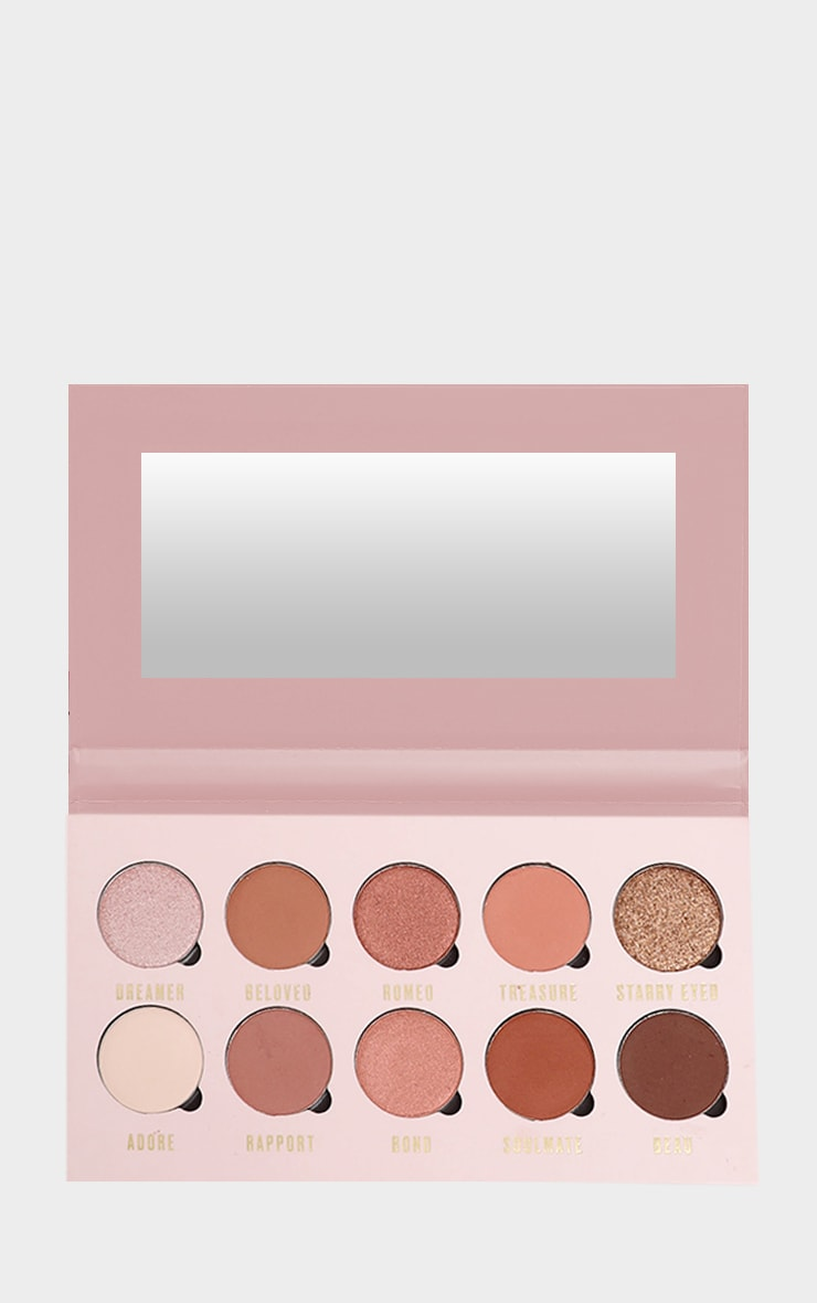 Makeup Obsession Be In Love With Eyeshadow Palette 2