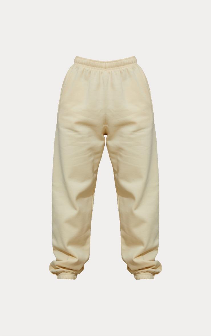 Cream Sweat Pant Joggers 5