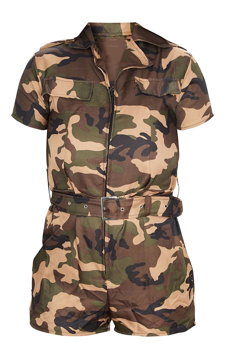 Premium Sexy Army Girl 5