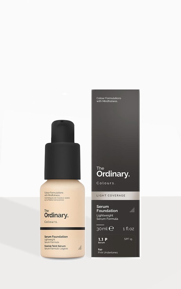 The Ordinary Serum Foundation 1.1 P SPF 1
