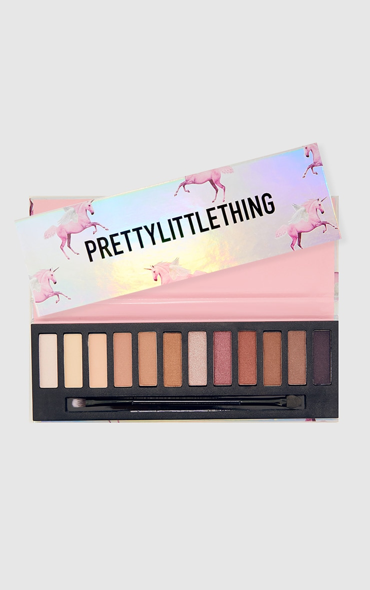 PRETTYLITTLETHING Caught Your Eye 12 Shade Eyeshadow Palette 1