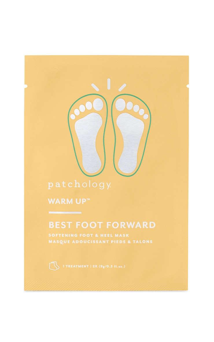 Patchology Best Foot Forward Foot Mask 2
