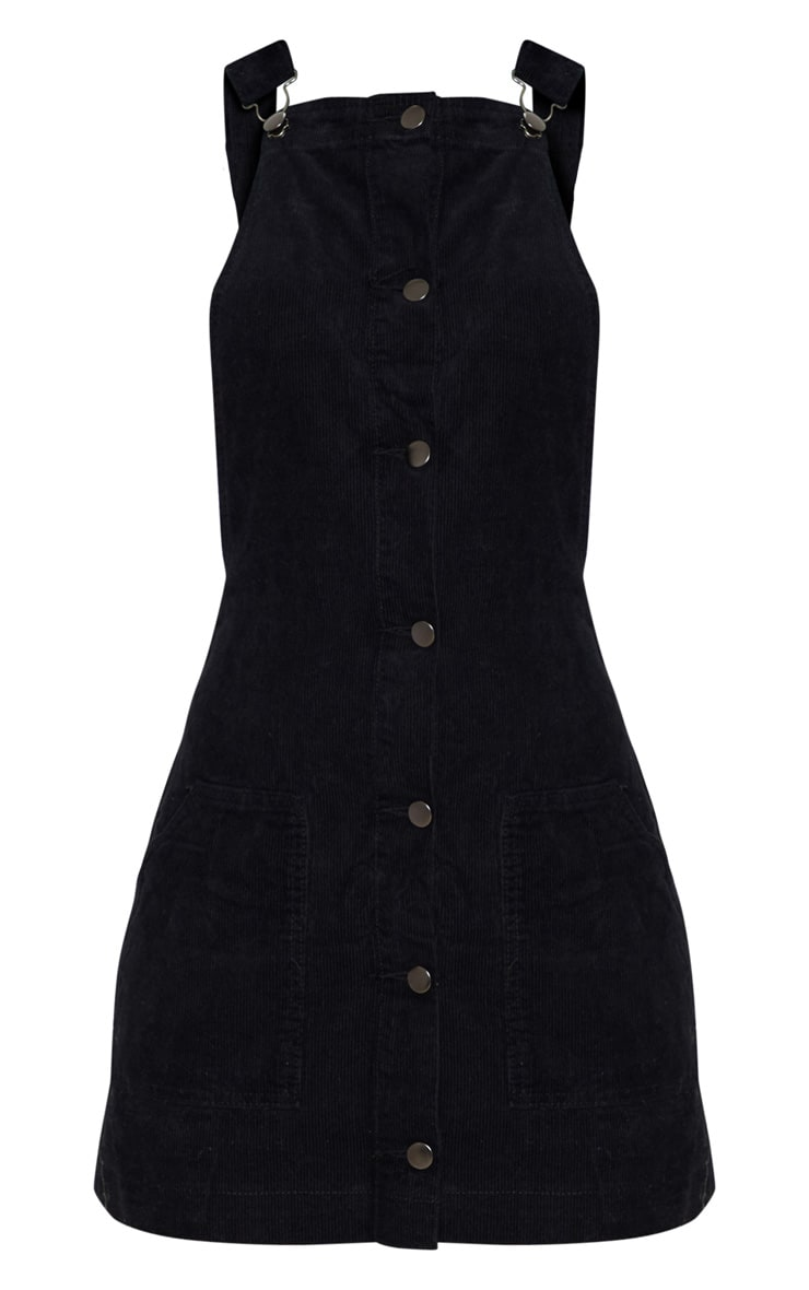 Black Cord Pinafore 3