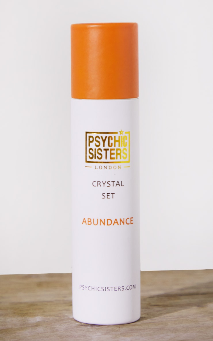 Psychic Sisters Abundance Crystal Set 2