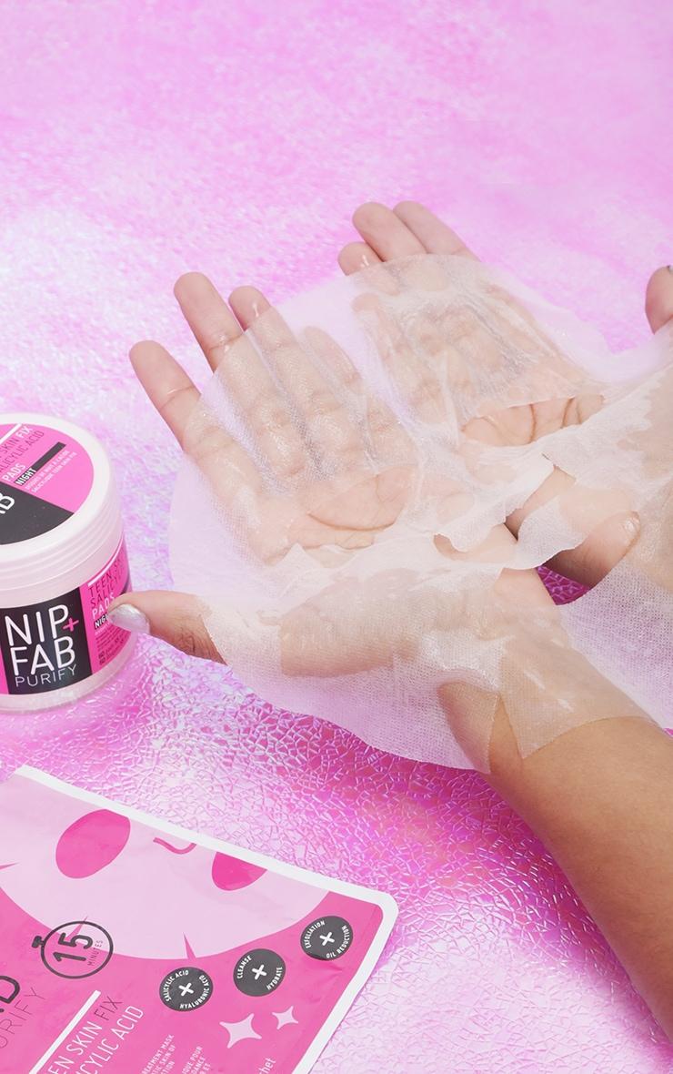 Nip + Fab Teen Skin Salicylic Acid Skincare Bundle 2