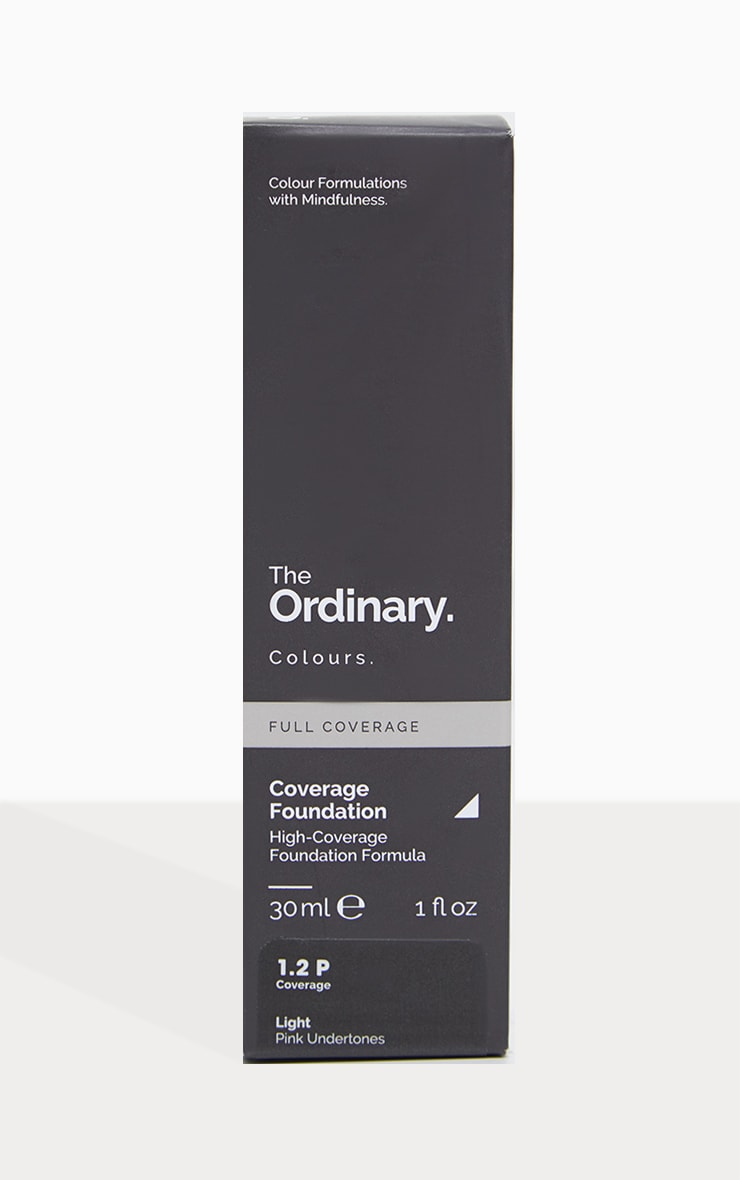 The Ordinary - Fond de teint couvrant 1.2 P Clair 2