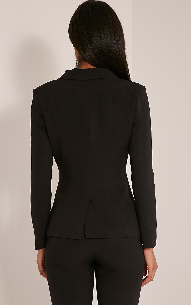Avani Black Suit Jacket 2