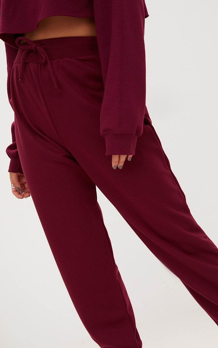 Maroon Ultimate Sweat Joggers 5