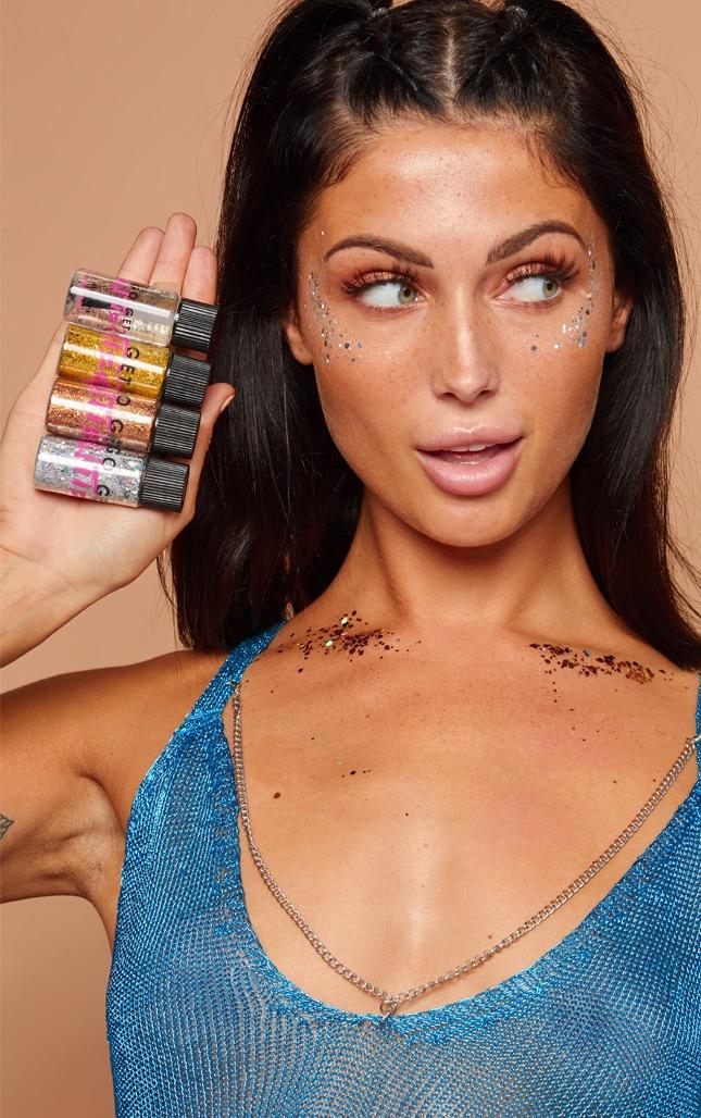 Kit de grosses paillettes à effet métallique  Go Get Glitter 3