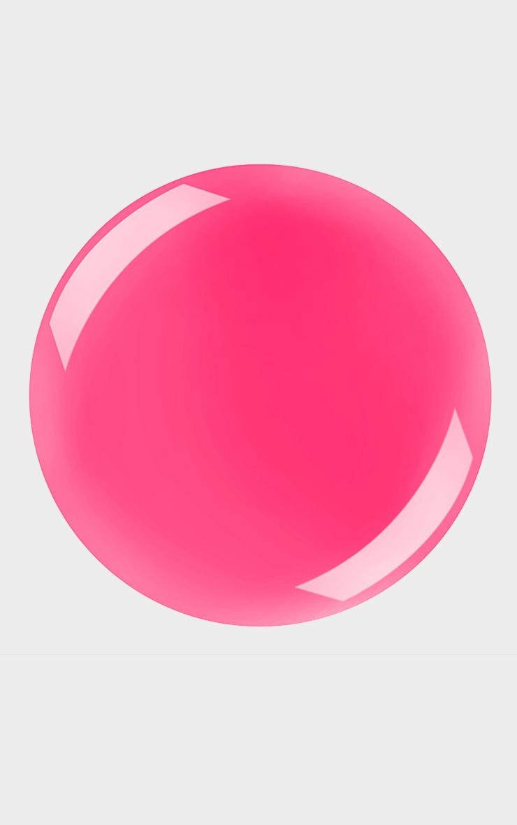Barry M Matte Hi Vis Nail Paint Pink Electro 3