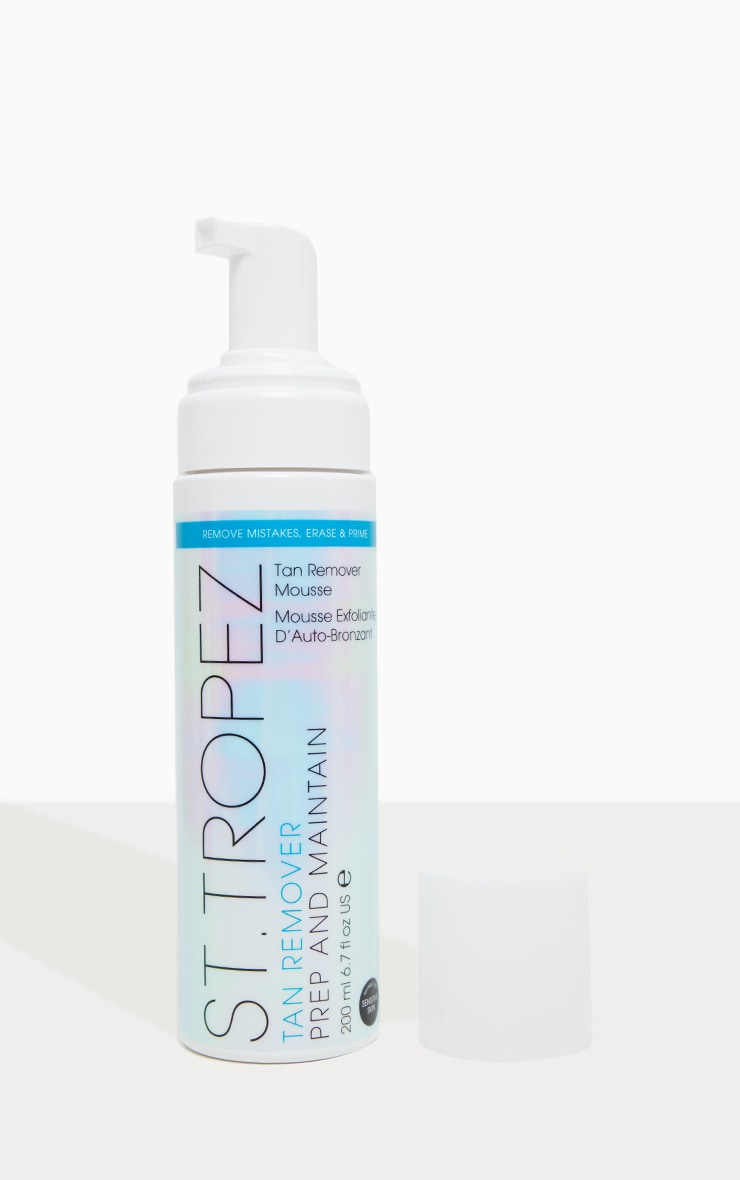 St. Tropez  Prep & Maintain Tan Remover Mousse 200ml 2