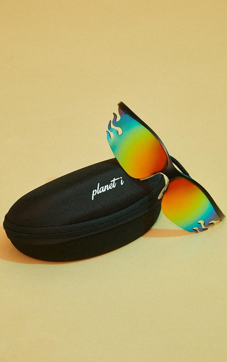 Planet I Rainbow Fire OG Sunglasses 3