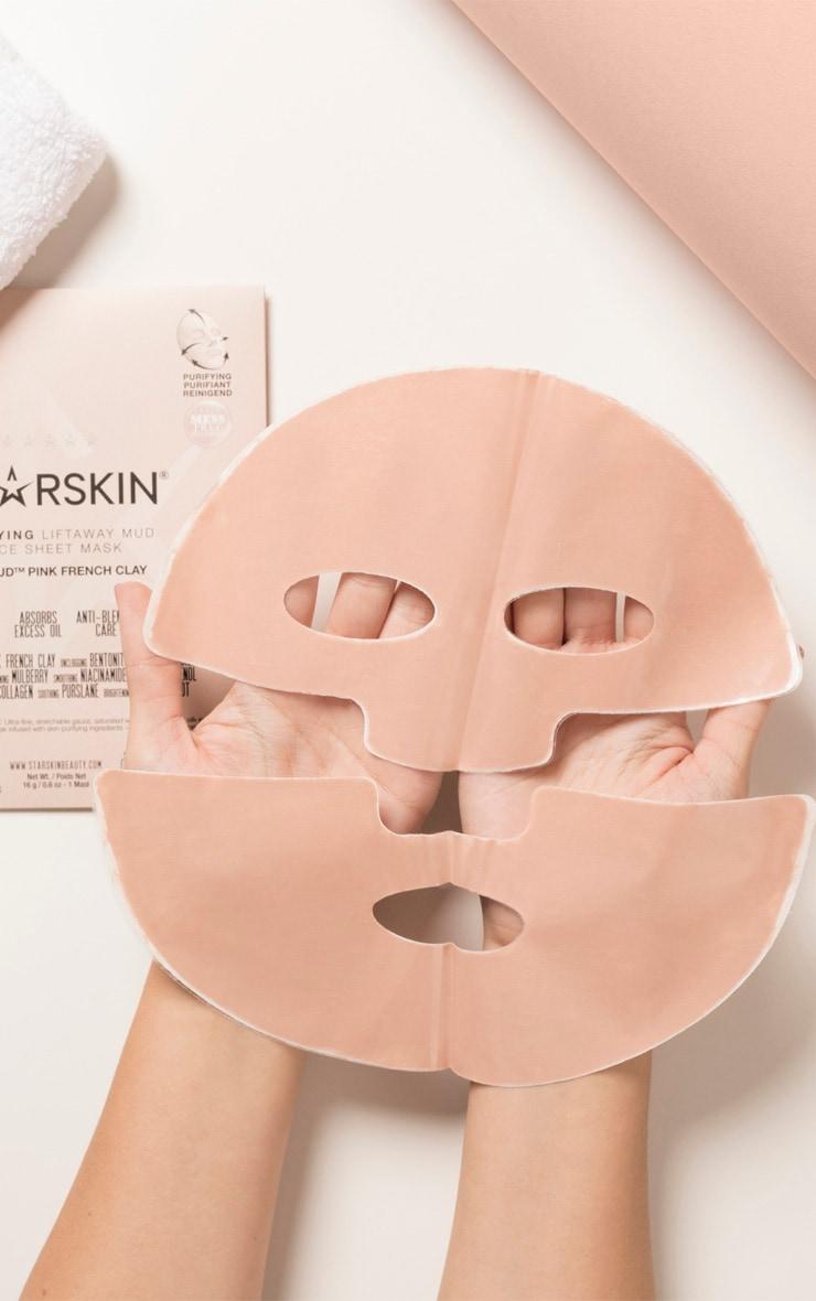 Starskin Silkmud Clarifying Pink Clay Mask 3