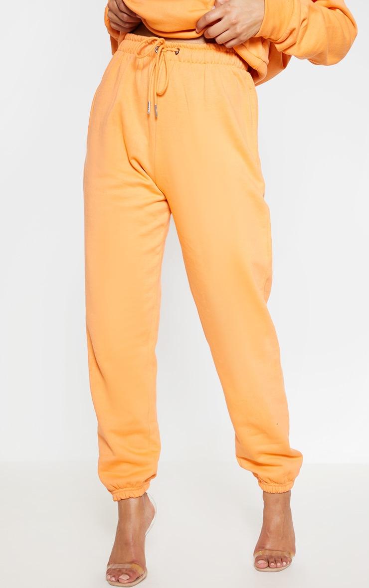 Peach Casual Jogger 2