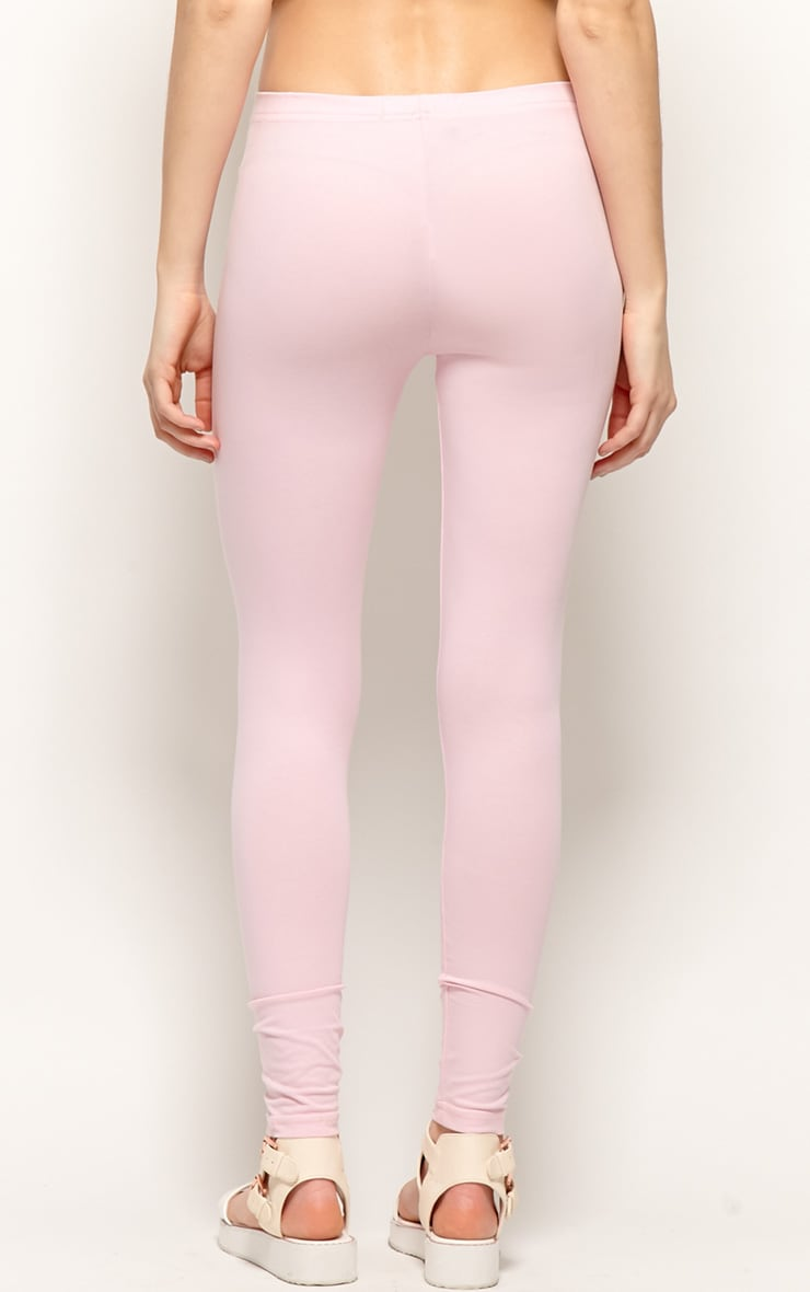 Harriet Pink Basic leggings-M 2
