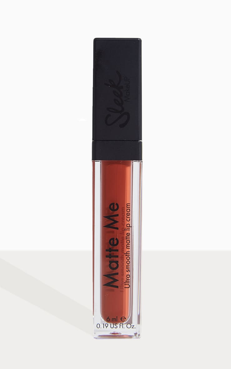 Sleek MakeUP Matte Me Lip Cream Hellacious 2