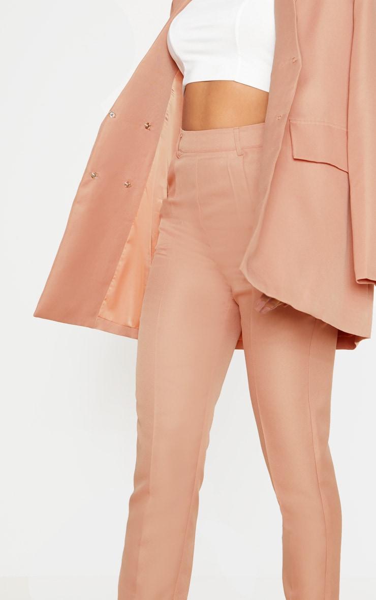 Rose Slim Suit Pants 5