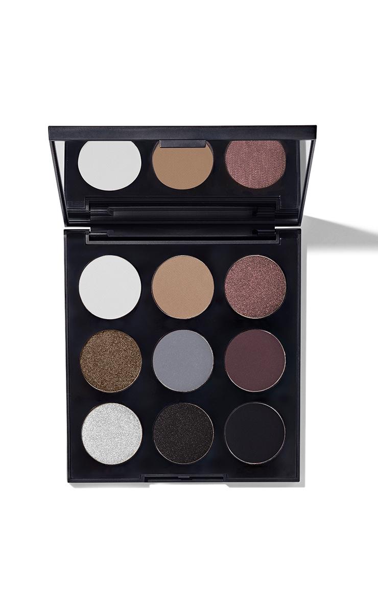 Morphe 9W Smoke & Shadow Artisty Eyeshadow Palette 2