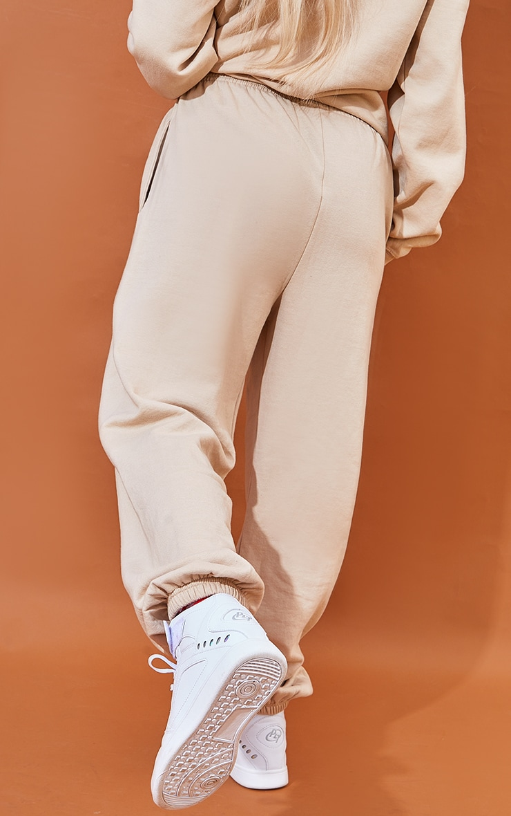 PRETTYLITTLETHING Sand Printed Joggers 3