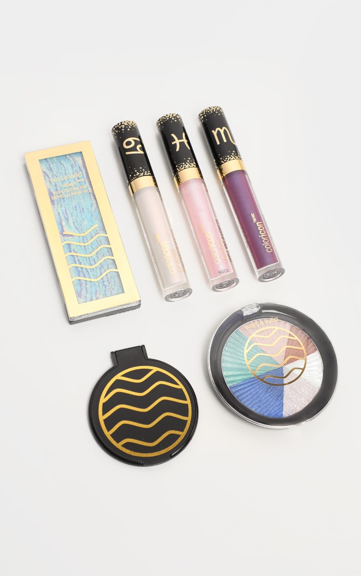 Wet N Wild Zodiac Set Water Element 2