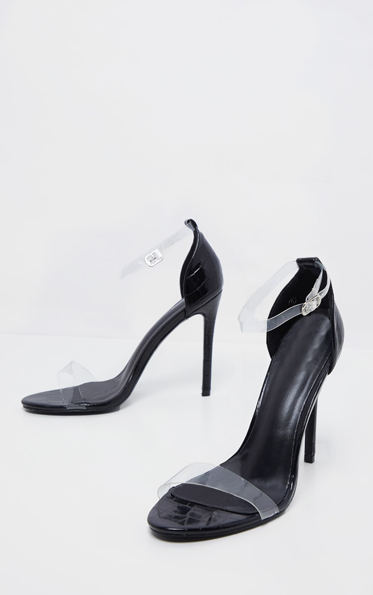 Black Croc Clover 3