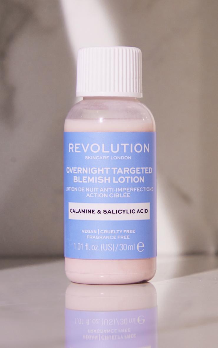 Revolution Skincare Overnight Targeted Blemish Lotion image 1