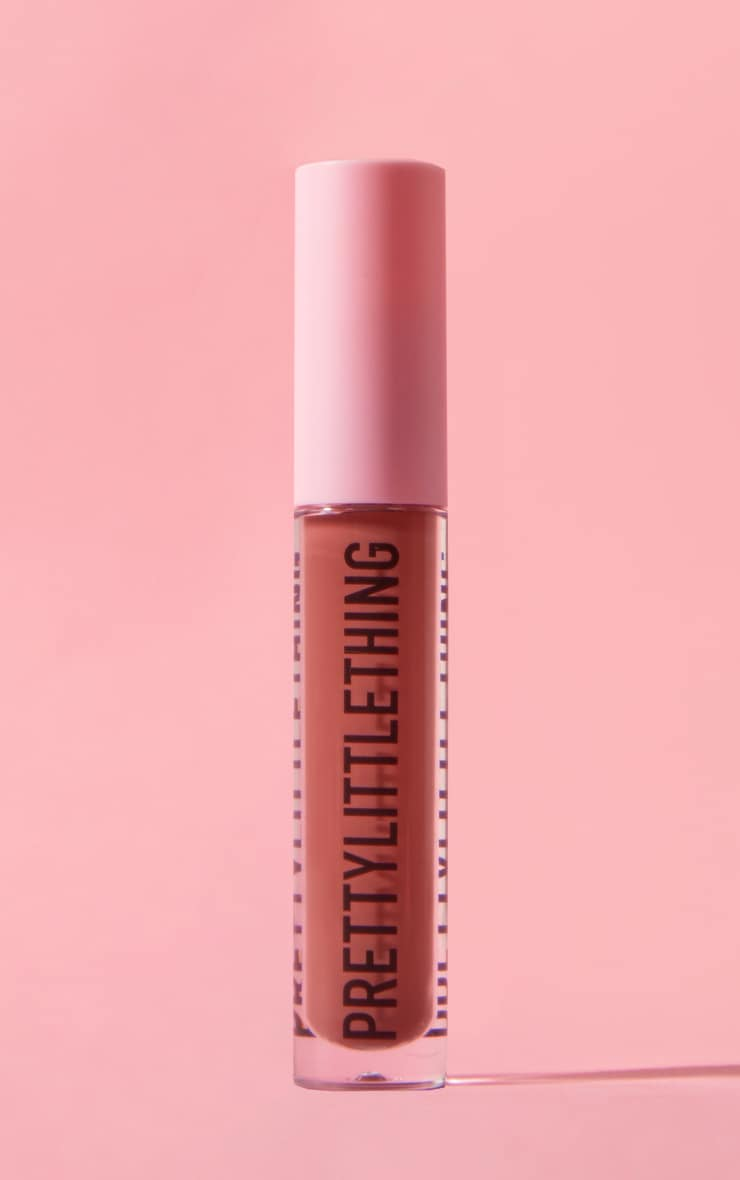 PRETTYLITTLETHING Lip Gloss Barely There 1