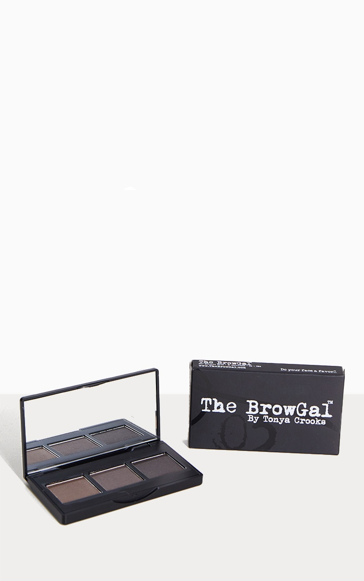 The BrowGal Convertible Brow Dark Hair 01