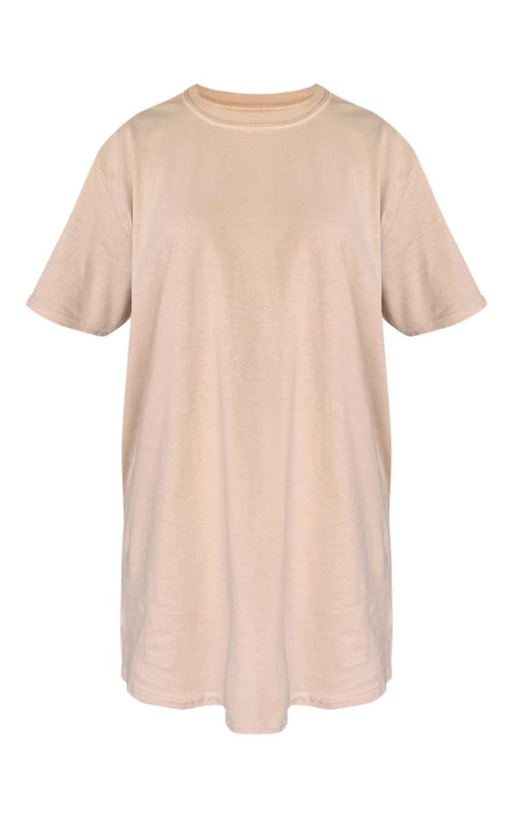 Sand La Oversized T Shirt 6