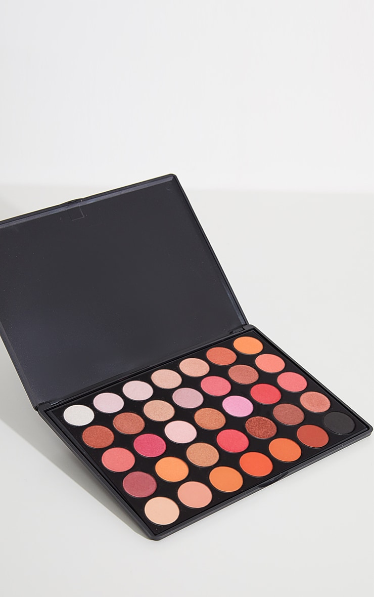 Kandi Cosmetics palette Warm Summer 3