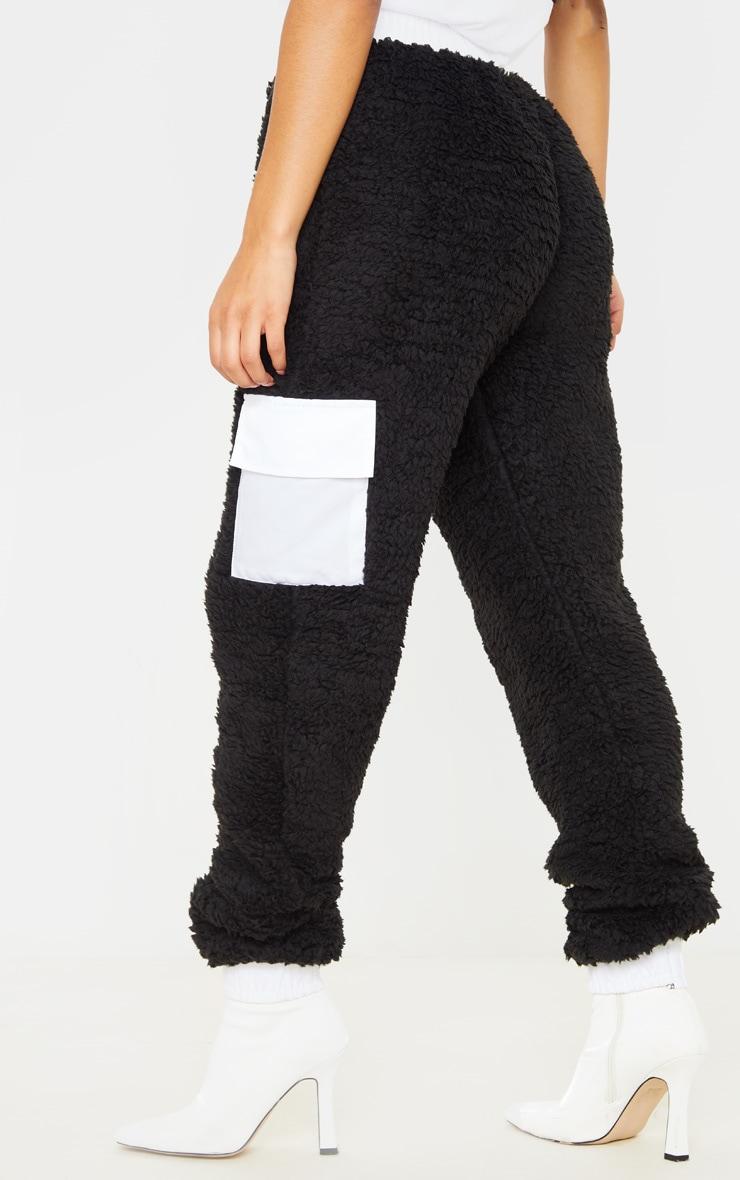 Black Borg Pocket Joggers 3